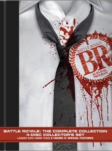 BR COLL DVD cover