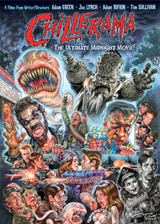 CHILLERAMA DVD cover