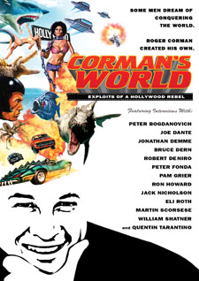 CORMANS WORLD DVD cover