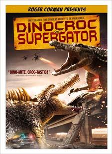 DINOvGATOR DVD cover