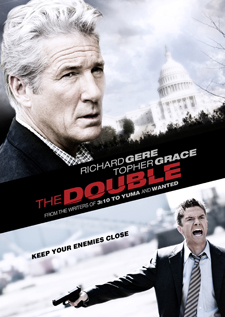 DOUBLE DVD cover