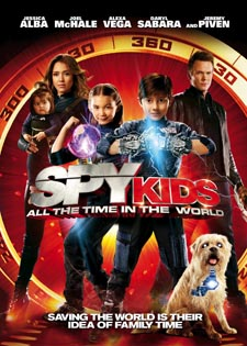 Spy Kids SD Flat Art