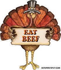Not truly enjoying Thanksgiving!