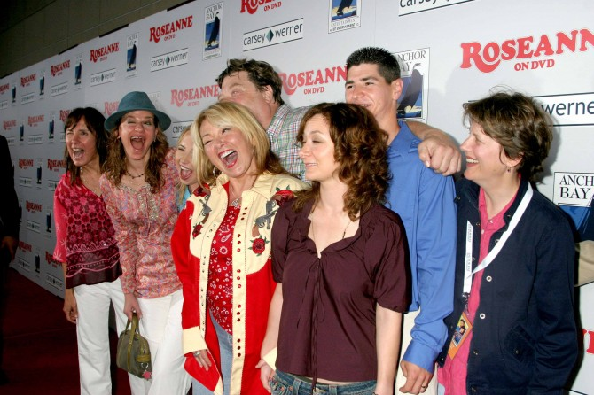 Roseanne Cast Reunion