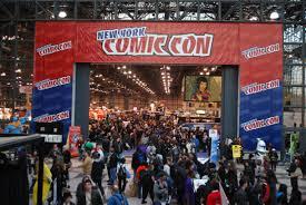 NY Comic Con